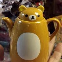 鬆弛熊12月新貨—心心篇 豉油樽,全1款