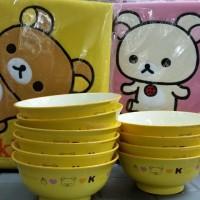 鬆弛熊日版 膠飯碗